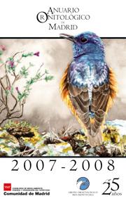 Anuario ornitológico de Madrid
