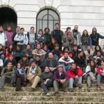 Participantes de la excursión de SEO-Monticola a Doñana 2007